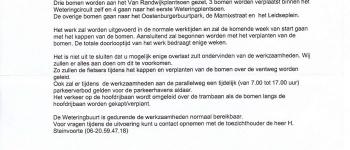 Thumbnail image for Verwijdering bomen Vijzelgracht en Weteringcircuit