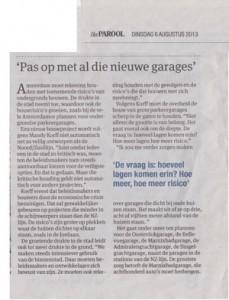 Het-Parool-2013-08-06-parkeergarage