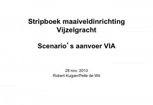 2013 12 06 Stripboek VZG - Aanvoer VIA 1