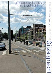 cover Gijzelgracht enquête bouwoverlast NZ-lijn Vijzelgracht